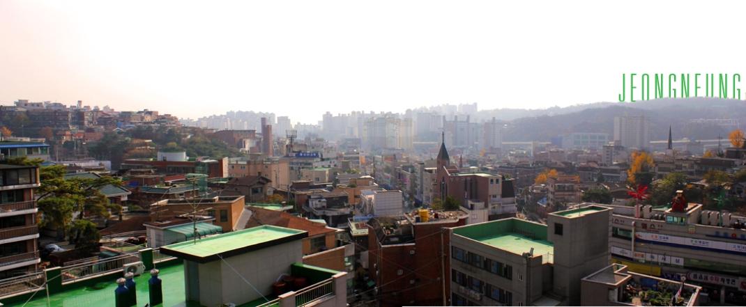 Jeongneung-dong, Seongbuk-gu, Seoul, Korea