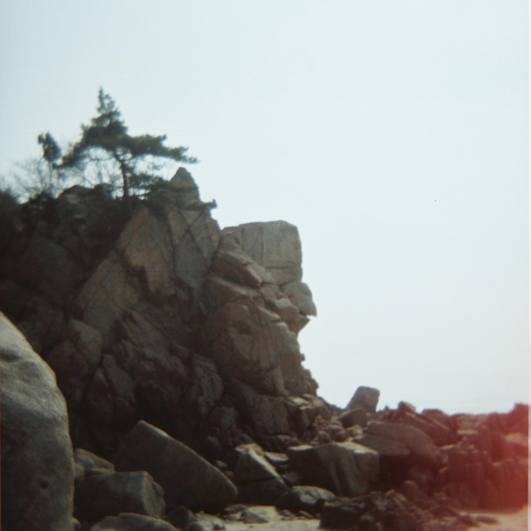 Rocky Muuido Landscape