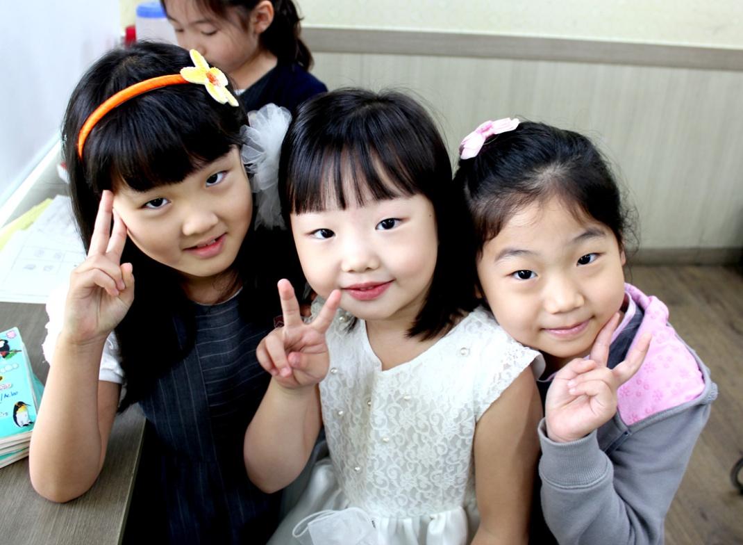 Serin, Lyna and Sharon