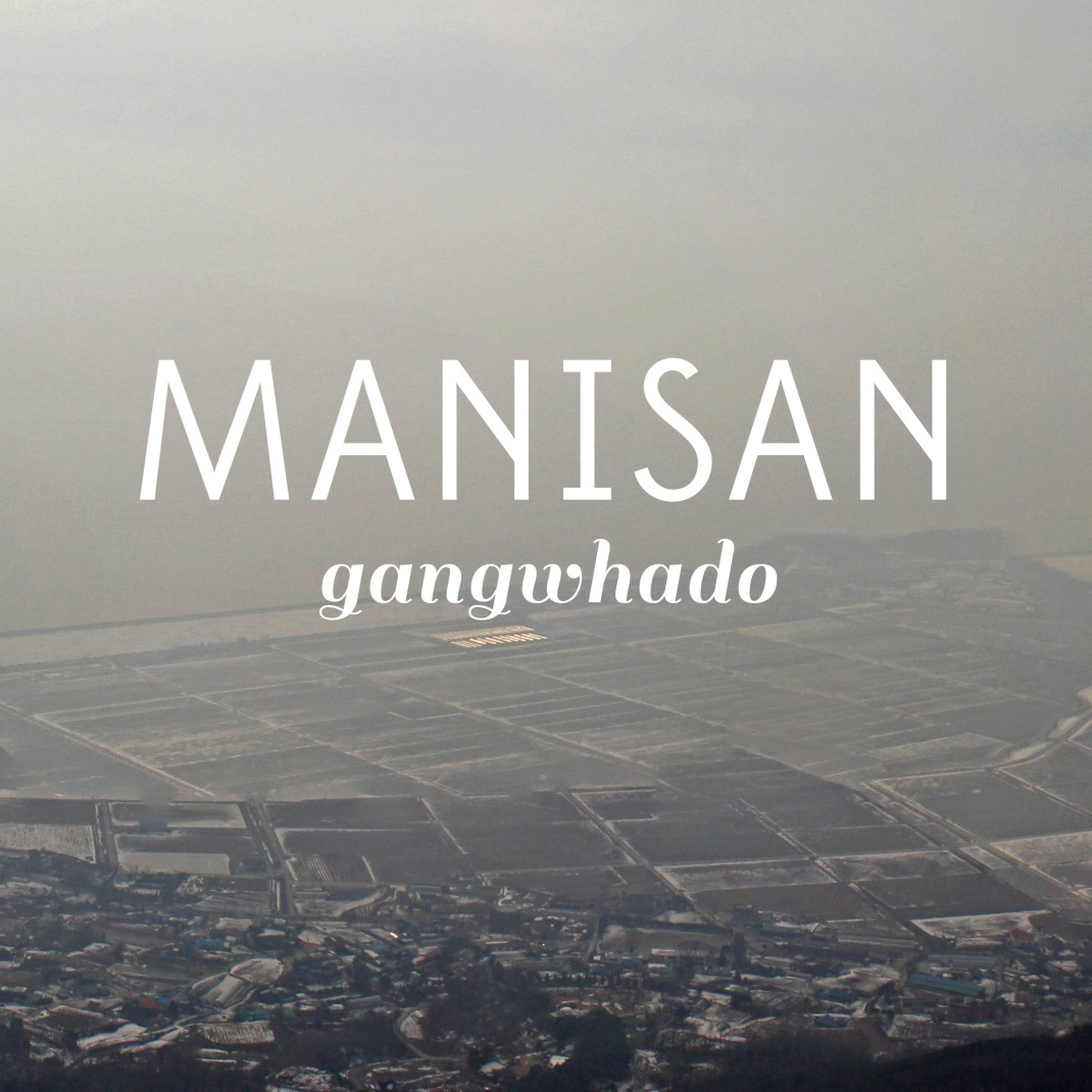 Manisan Cover