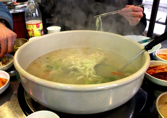 Kalguksu Big Bowl
