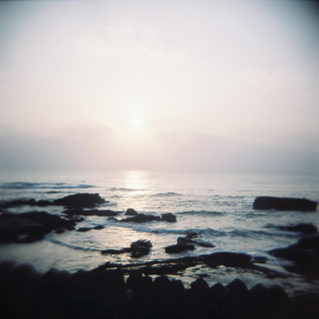 Wai Ao Sunrise Holga