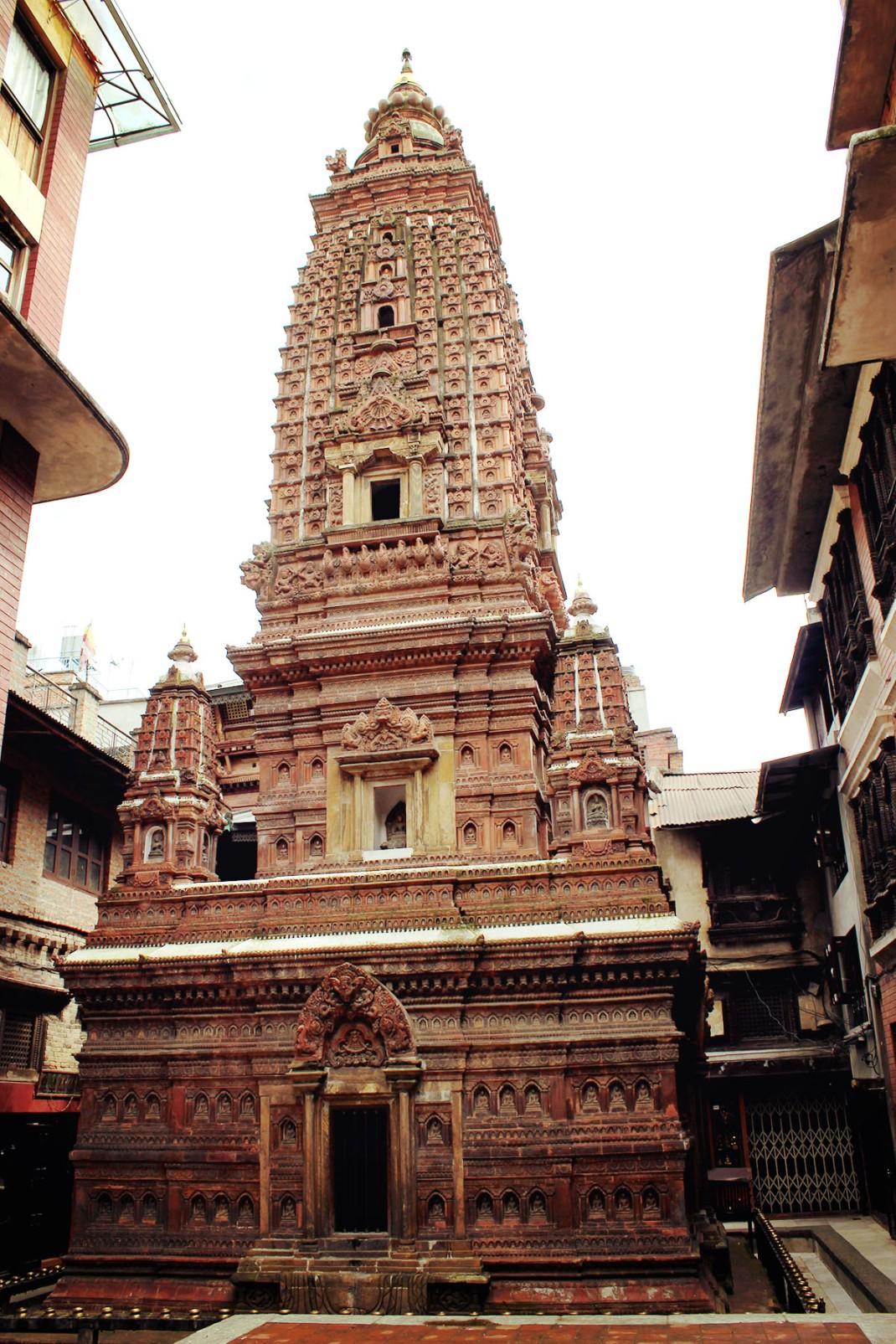 Mahabuddha Temple