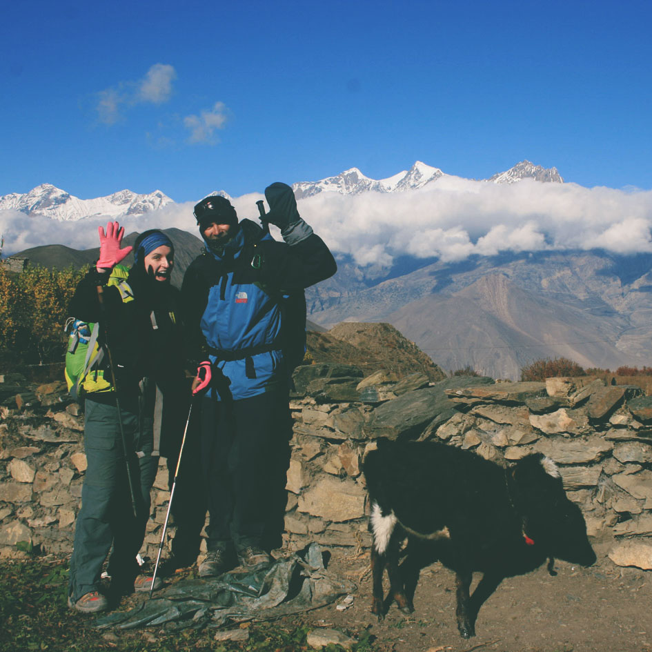 Annapurna Circuit Day 10