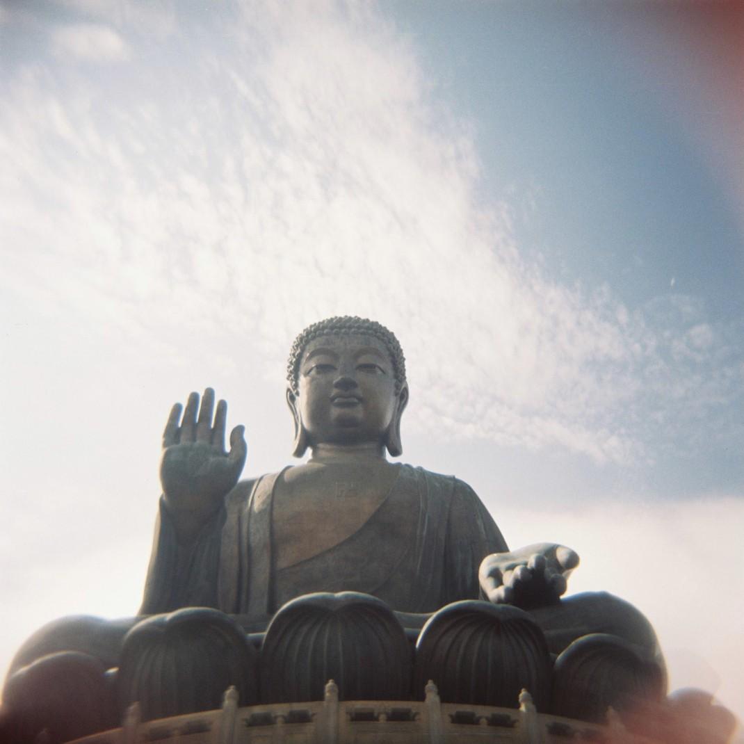 Big Buddha Holga