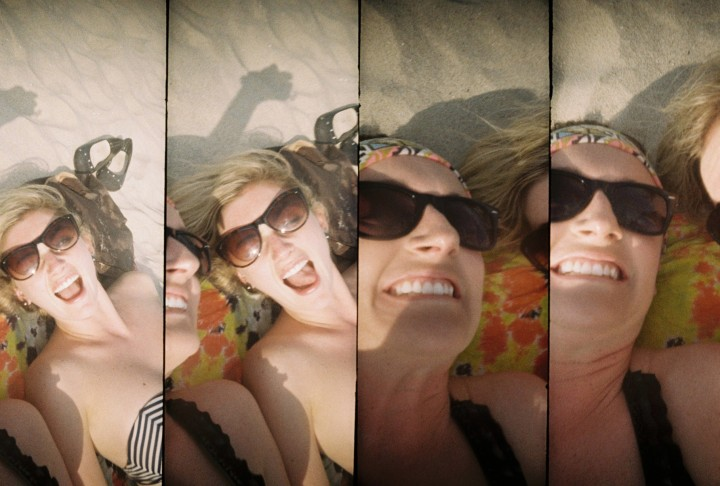 Cheung Sha Beach Supersampler