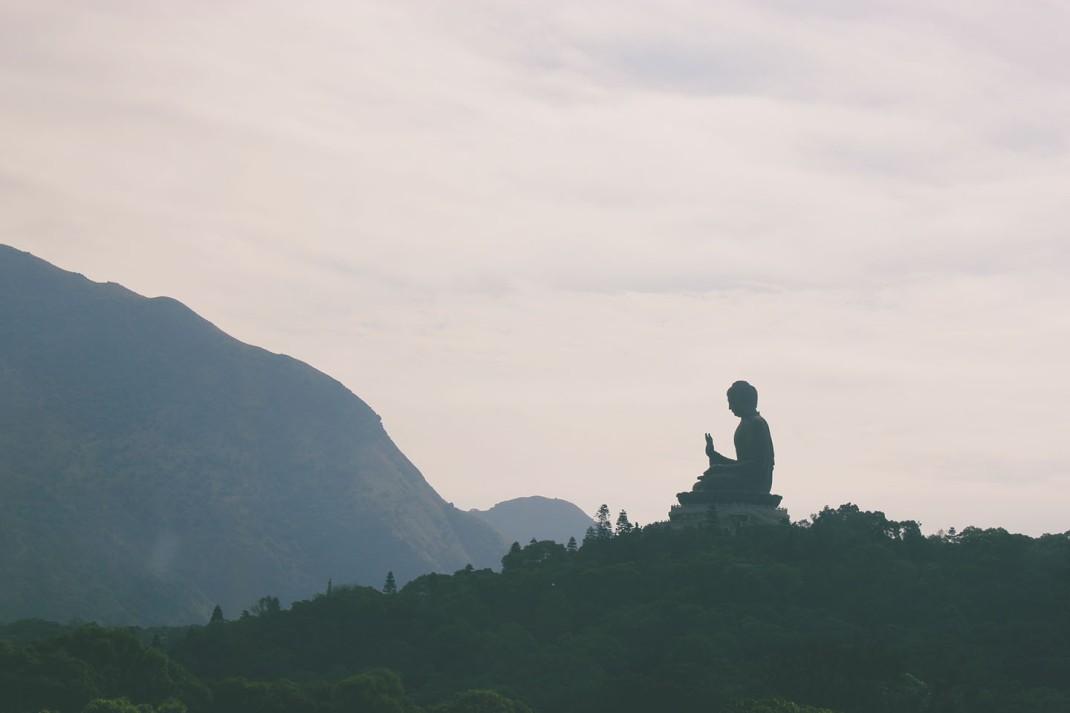 Ngong Ping 360, Tian Tian Buddha