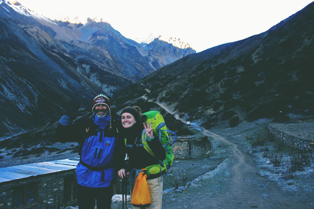 Annapurna Circuit Day 8
