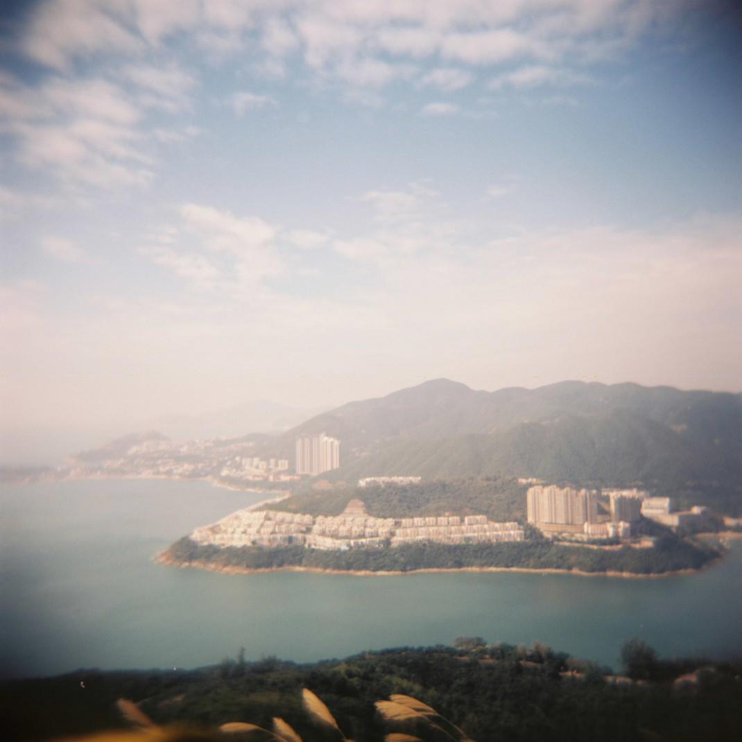 Hong Kong's Dragon's Back