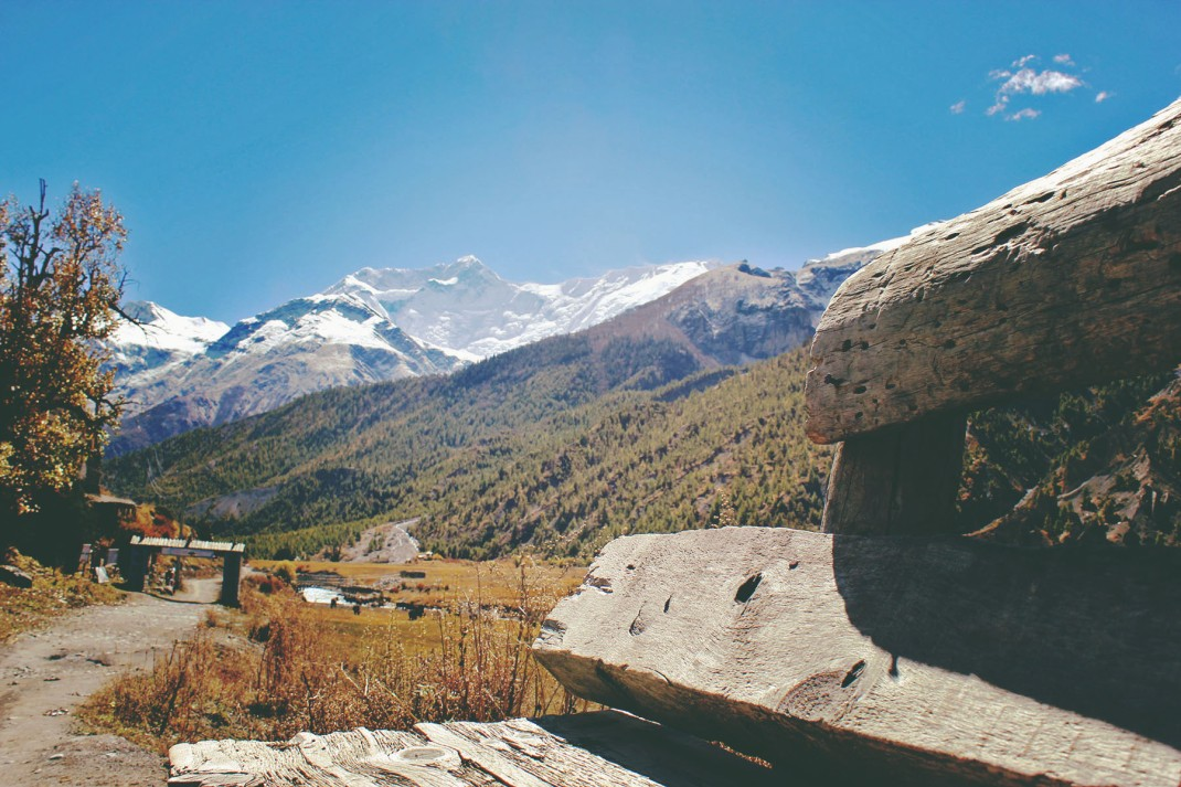 Annapurna Circuit, Rest Day