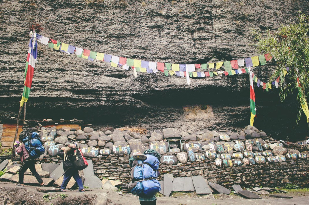 Annapurna Circuit, Day 4
