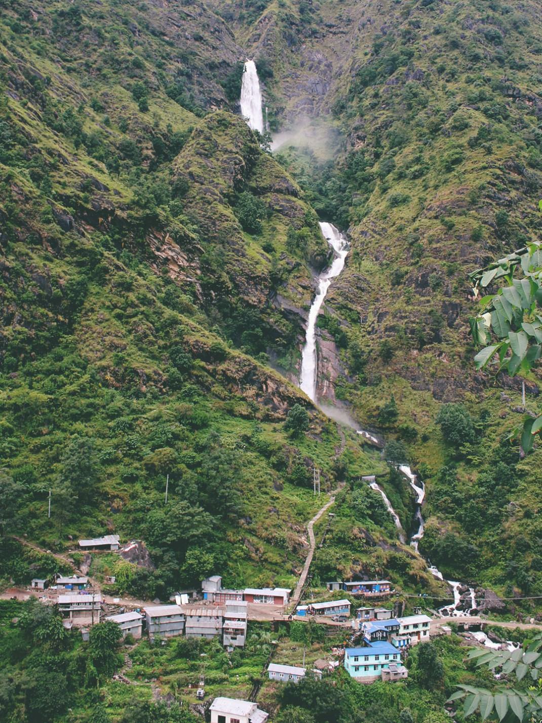 Annapurna Circuit Day 1