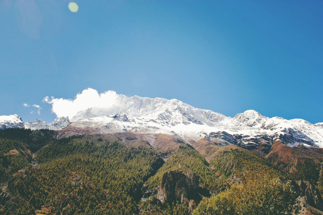 Annapurna Circuit, Rest Day