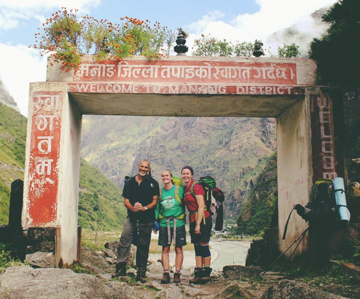 Annapurna Circuit Day 2