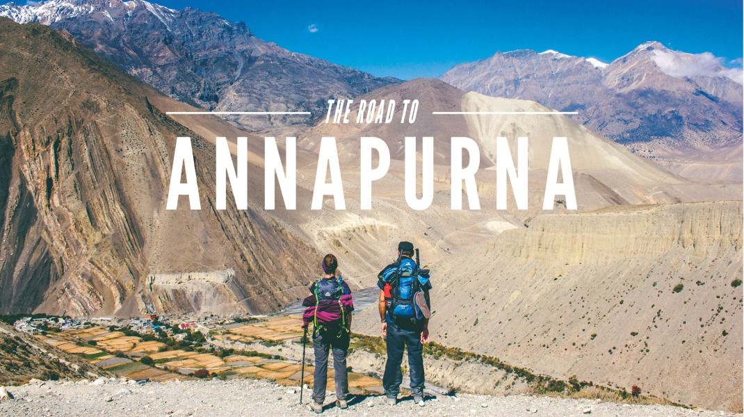 Road to Annapurna Cover