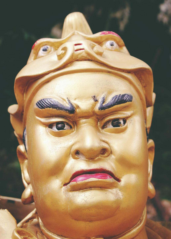 10,000 Buddhas Monastery, Hong Kong