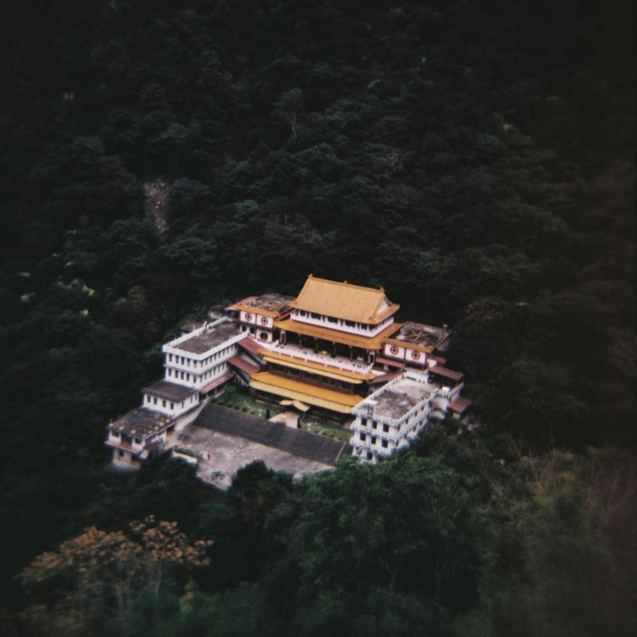 Changuang Temple Holga
