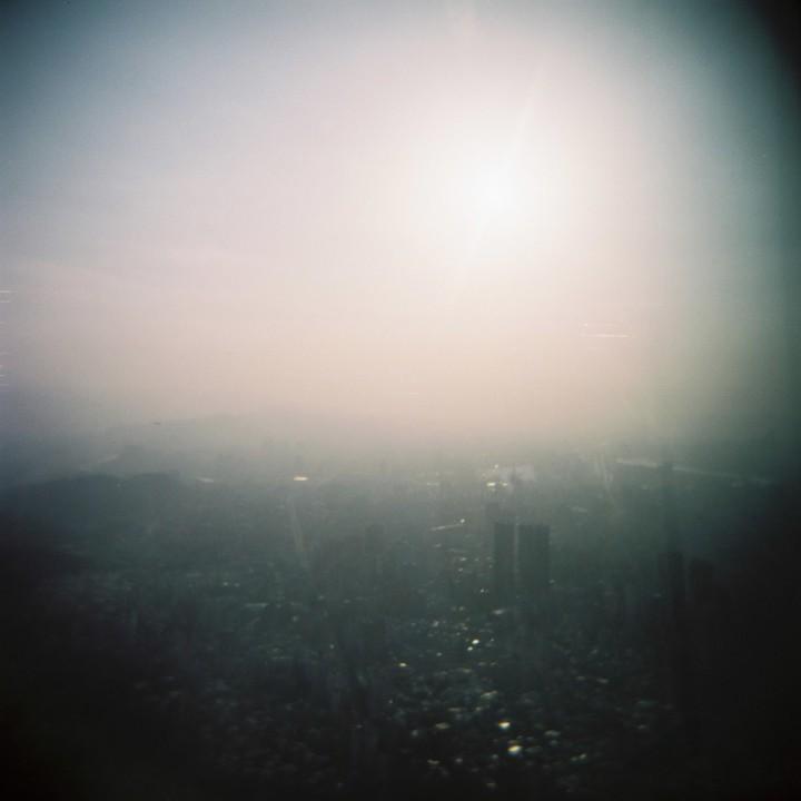 Taipei 101 Holga