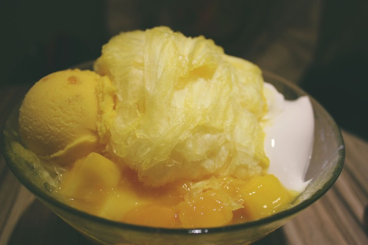 Mango Ice Monster , Taiwan