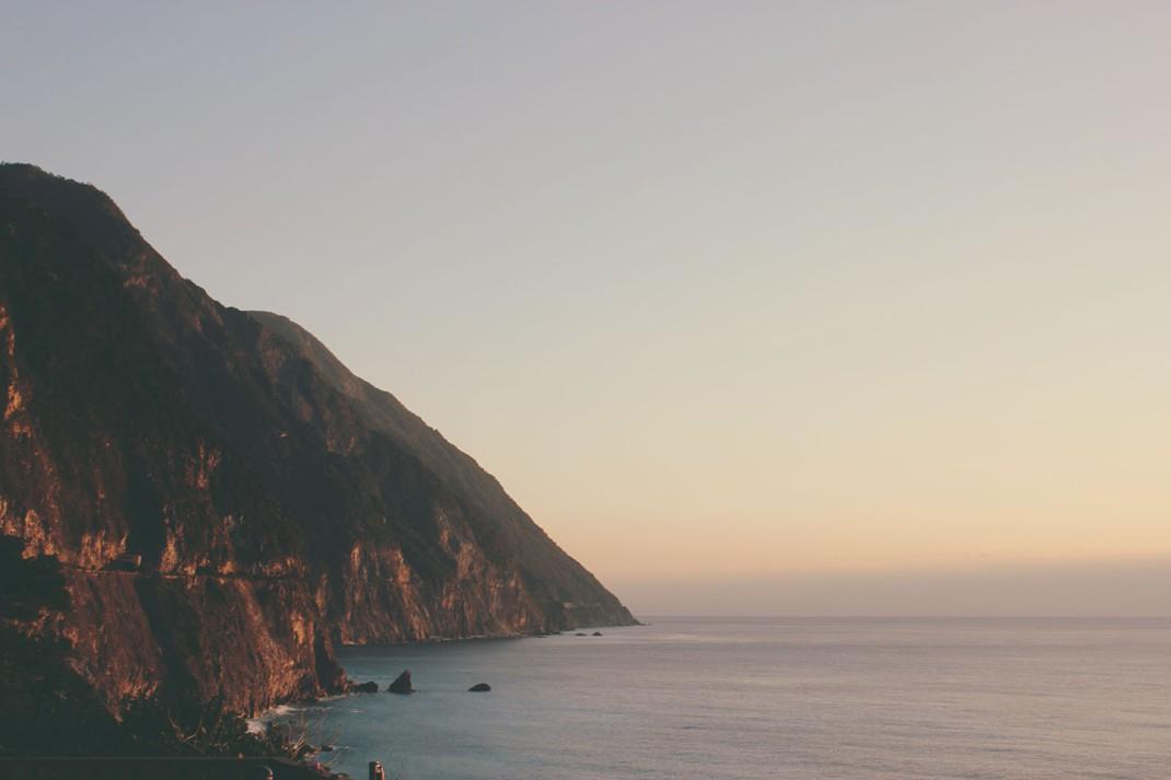 Sunrise, Qingshui Cliff, Taiwan
