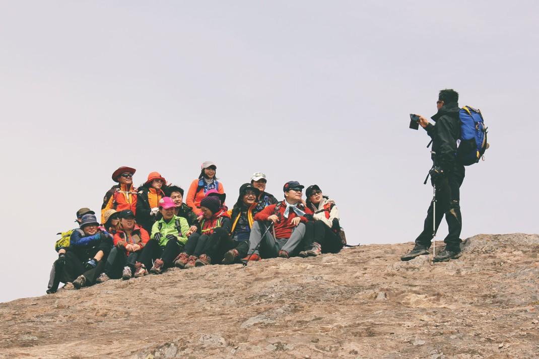 Saryangdo Hike
