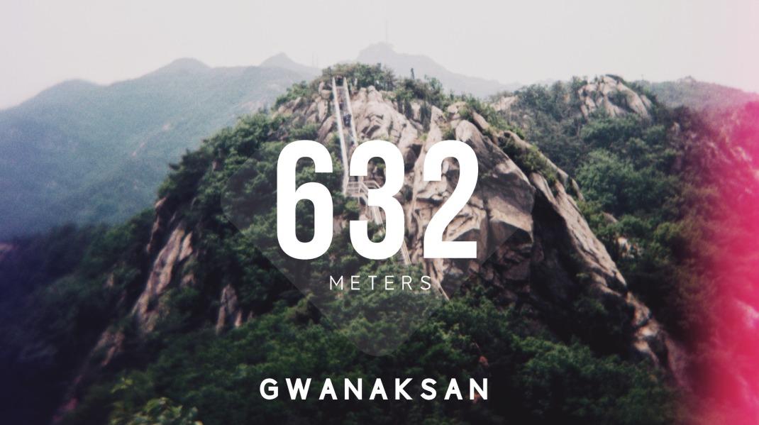Gwanaksan Lomography