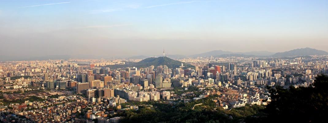 Hiking Inwangsan