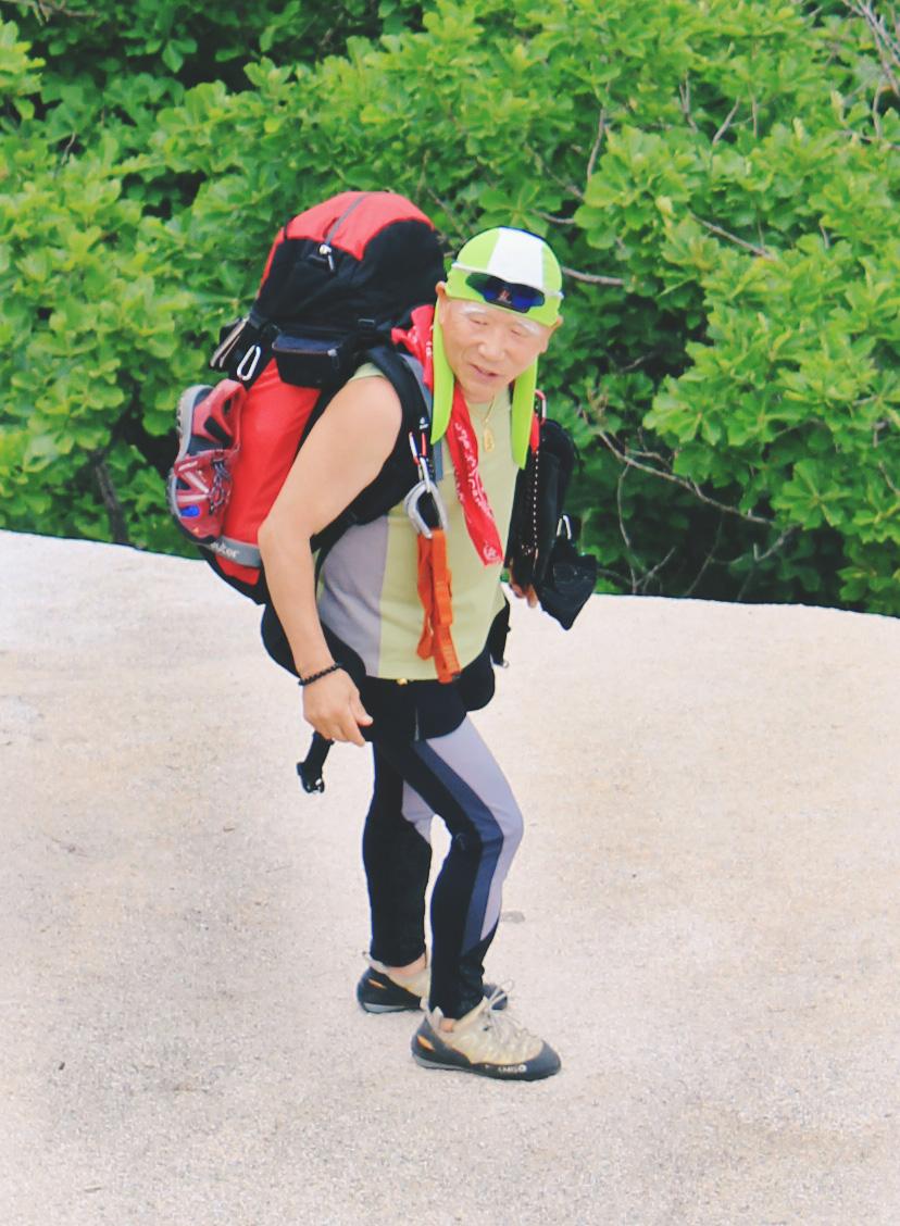 Hiking Suraksan