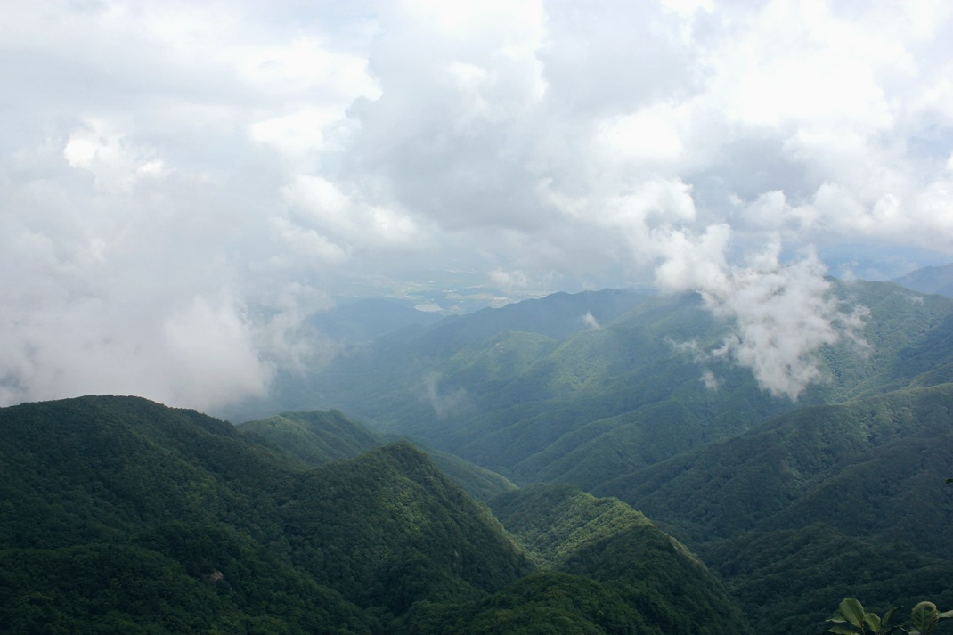 Chiaksan National Park