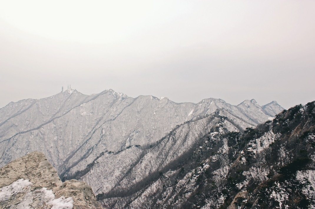 Gyeryongsan National Park